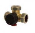 Prepínací ventil VRG 233 DN20 kvs6,3 CPF 22mm