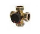 Zmiešavací ventil VRB 143 DN20 kvs6,3 CPF 22mm