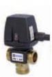 "Prepínací ventil VZA 152 M DN15 kvs3,5 G 3/4"""