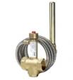 Termostatický ventil BVTS 4m G3/4