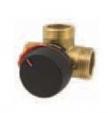 """Zmiešavací ventil VRG 132 DN15 kvs4 G 3/4"""""""
